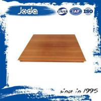 China High Strength Faux Wood for Interior Wall Panel wholesale