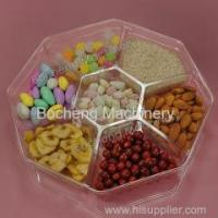 China Plastic Candy Tray Vacuum forming Machine for PP/PS/PET/PVC wholesale
