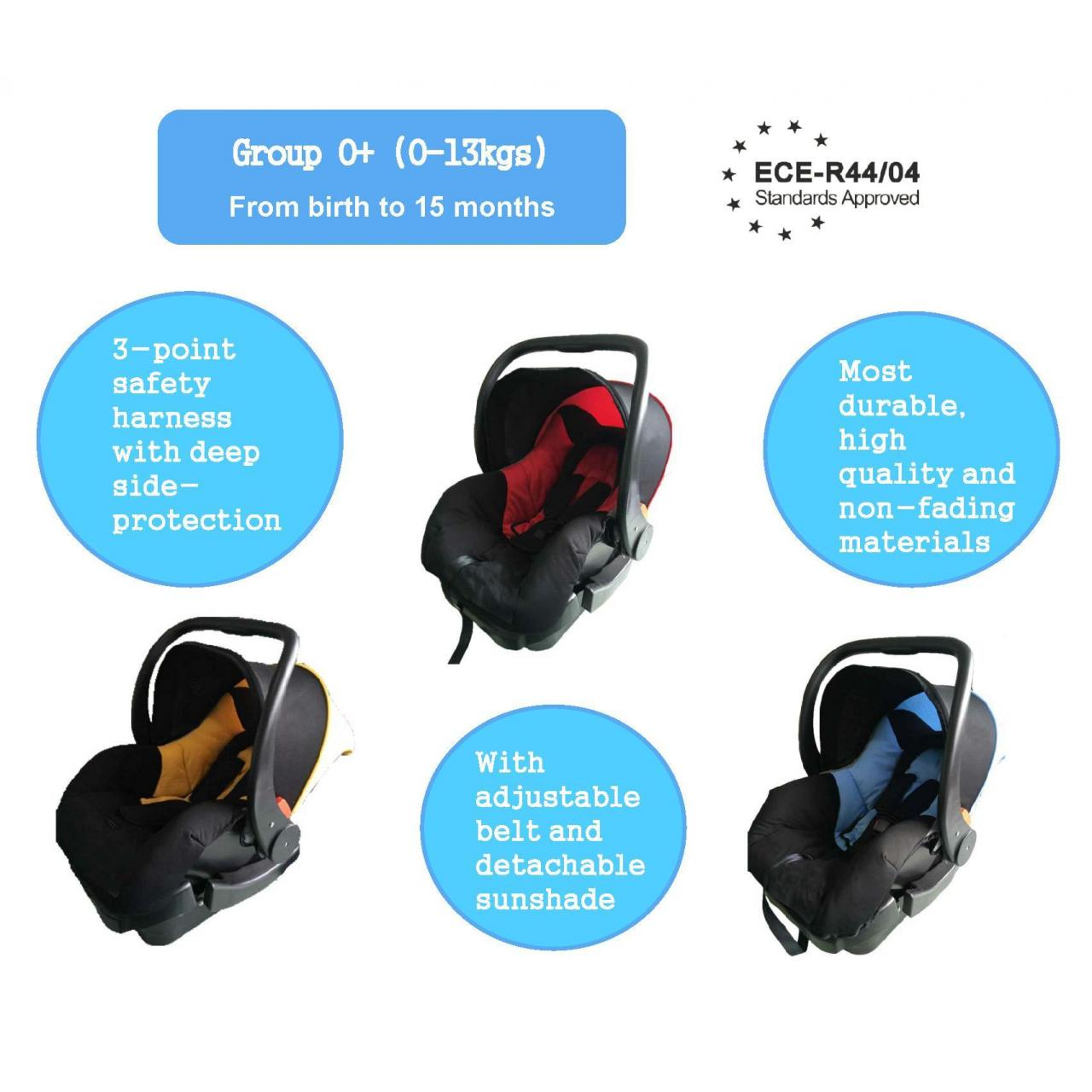 China Baby carseat Baby seat wholesale
