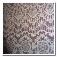 China Tulle Embroidered Bridal Lace Fabric on sale
