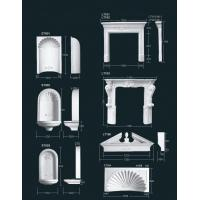 China Niches & Fireplace Frame wholesale