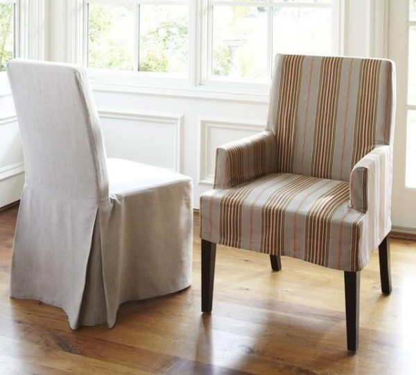 China Napa Chair & Slipcovers - Modern - Dining Chairs - By Pottery Barn