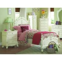 Buy cheap Girls' bedroom furniture, white, always in vogue from wholesalers