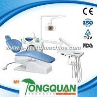 China MSLDU15R Hot Selling dental chair with Europe standard dental unit on sale