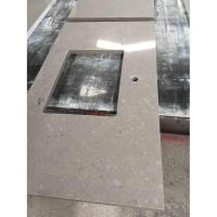 China Prefab White Quartz Stone Countertop Cost wholesale