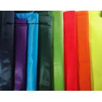 China Polyester-cotton Blended Fabric Fluorescent Waterproof Fabric Used For Special Industry wholesale