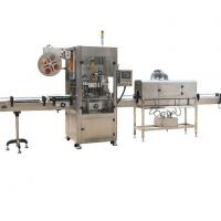 Buy cheap Full-automated Linear Shrink Sleeve Labeling Machine from wholesalers