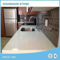 China Cheap Price and Top Quality Prefab Quartz Countertops Worktops for Kitchen wholesale