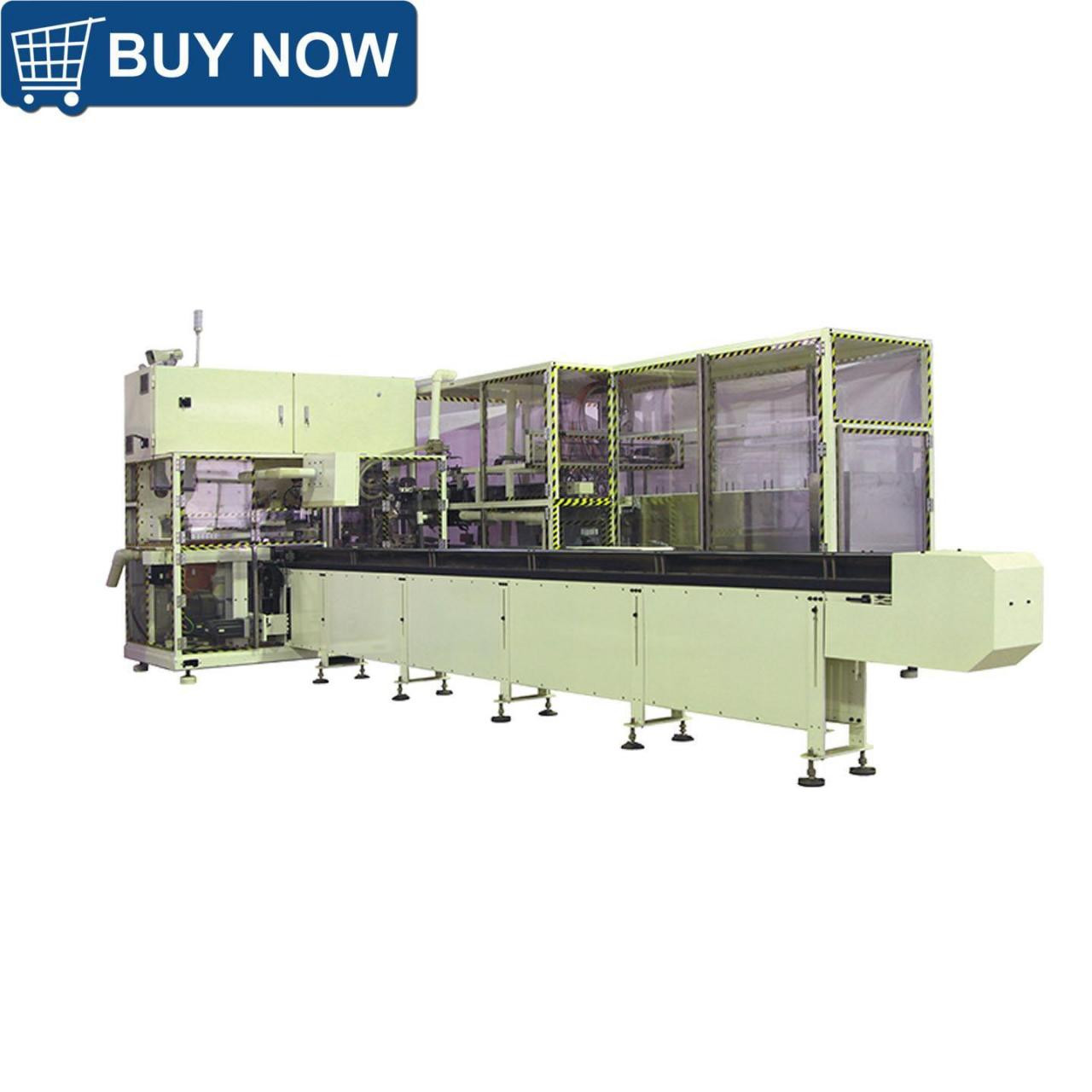 China HYGIENE MACHINE PARTS Full-auto Sanitary Pad Packaging Machine wholesale