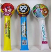 China There are three sizes different size football thunder stick. on sale