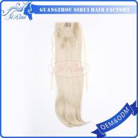 Synthetic hair piece Synthetic ponytail
