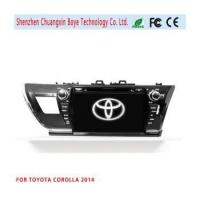 Buy cheap Car Video Car Video DVD/MP3/MP4 Player for Toyota Corolla 2014 (LHD) from wholesalers