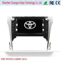 Buy cheap Car Video Car DVD/MP3/MP4 Player for Toyota Camry 2012 from wholesalers