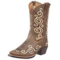 China Ariat Girl's Shelleen Western Boot 10010256 wholesale