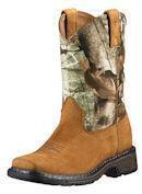 China Ariat Youth's Workhog Pull-On Boots 10011934 wholesale