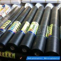 China Heavy Duty Weed Cover Cloth Landscape Fabric wholesale