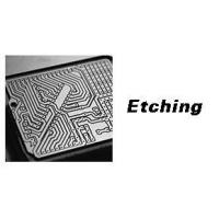 Buy cheap Etching from wholesalers