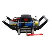 China Heavy-duty Winch with 6.0m Strap Length and 2,000lbs (907kg) Maximum Traction Capacity wholesale