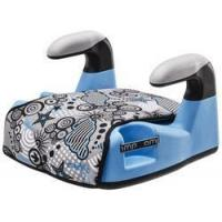 China Carseats & Boosters Evenflo Big Kid Amp LX No Back Booster Seat in Pop Blue Print on sale