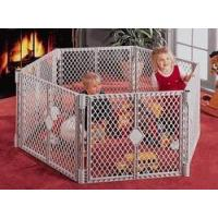 China Deluxe Superyard XT Portable Round Child Safety Gate by North States wholesale