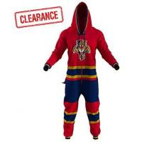 China Florida Panthers Adult & Youth Onesies wholesale