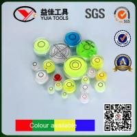 China High Quality PMMA Acrylic Circular Bubble Level with Various Round Bubble Level wholesale