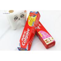 China Colgate toothpaste children 18 grams of colorful fruit Strawberry moth-proofing JianChi type on sale
