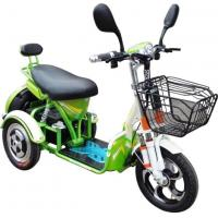 China Elt03 Cheap Electric Leisure Tricycle 500W Motor 48V20Ah Battery wholesale