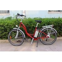 China Xcf117 Aluminium Alloy Electric City Bike 36V 250W With Brushless Motor And Lithium Battery En15194 wholesale