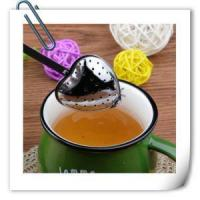 Eco-friendly Stainless Steel Heart Type Stainless Steel Tea Infuser