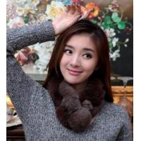 China SC-31 New style fashion rabbit fur scarf wholesale