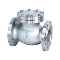 China Multifunctional 150 800 pornd grade forging steel check valve with high quality wholesale
