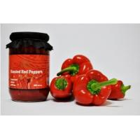 China Vardar Valley Roasted Red Peppers wholesale
