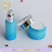 China Glass Jars Packaging 100ml Clear Frosted Glass Dropper Bottle/Cosmetic Jars/Wholesale Glass Jars wholesale