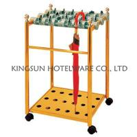 Stanchion & Sign Umbrella Stand With Lock RK-807B