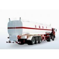 China Tri-axle Fuel Tank Se wholesale