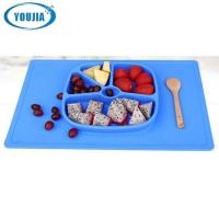 China Silicone mat/placemat - Integral type wholesale