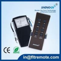 Remote Control Transmitter and Receiver for Famous Brand Ceiling Fan Light Kit