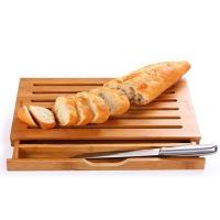 China Bamboo and Wooden Prototype Large Breadboard for Sale Bread Board Design wholesale
