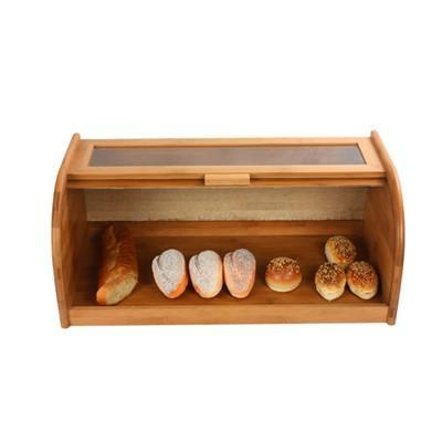 Quality Large Bread Boxe or Acrylic Bread Boxes with Window Door for sale