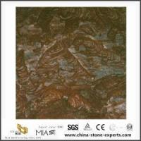 China Most Choose Inexpensive Gold Marble Background for Hall Design wholesale