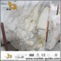 China Calacatta White Marble Slab For Bathroom Flooring Tile Countertops With Cheap Price wholesale