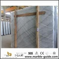 China Guangxi White Marble Slabs For Hotel Bathroom Flooring Tiles Design Ideas on sale