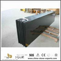 China Natural Discount Black Galaxy Granite Countertops for Kitchen Choices with Best Cost on sale
