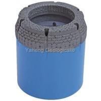 China Best High Penetration Surface Set Diamond Core Drill Bit for Stone BQ NQ HQ PQ Size wholesale
