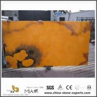China Quality China Orange ONYX Jade Stone Meaning With High Properties And Cheap Price wholesale