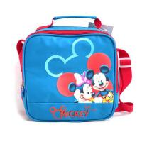 Fashion Mickey Mouse Lunch Bag for Boys Kids Back to School Lunch Boxes Cloth Lunch Bags