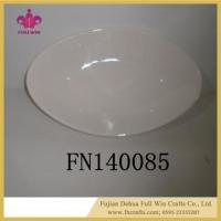 China Ceramic Dinner Plate with Bowl for Wedding Customized Size Ceramic Materials Dishware wholesale