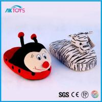 China Winter Animal Slippers for Babies and Adults, Womens Animal Slipper That Is Cute with Plush Animal wholesale