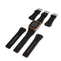 China Custom Low Price Cheap Silicone Rubber Watch Strap for Apple Watch,Silicone Strap wholesale